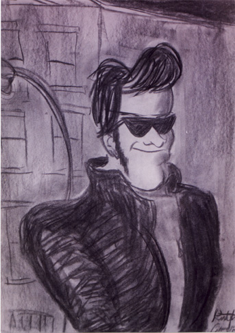 Cool Dude in Charcoal